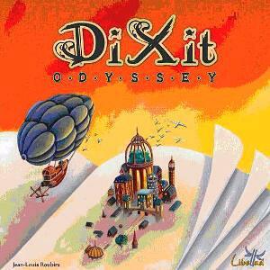 ディクシット:オデッセイ[DiXit ODYSSEY] 多言語版