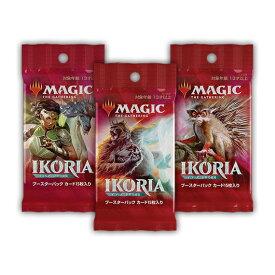 【特価】マジック:ザ・ギャザリング イコリア:巨獣の棲処 日本語版 ブースターパック 36パック入BOX