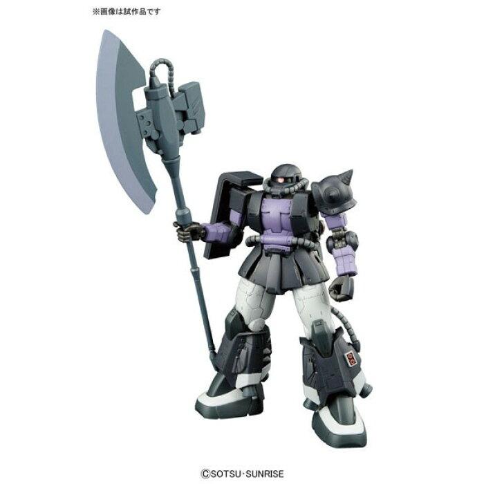 『機動戦士ガンダム THE ORIGIN』HG 高機動型ザクII オルテガ専用機 1/144プラモデル〔バンダイ〕