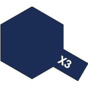 タミヤ エナメル X-3 ロイヤルブルー