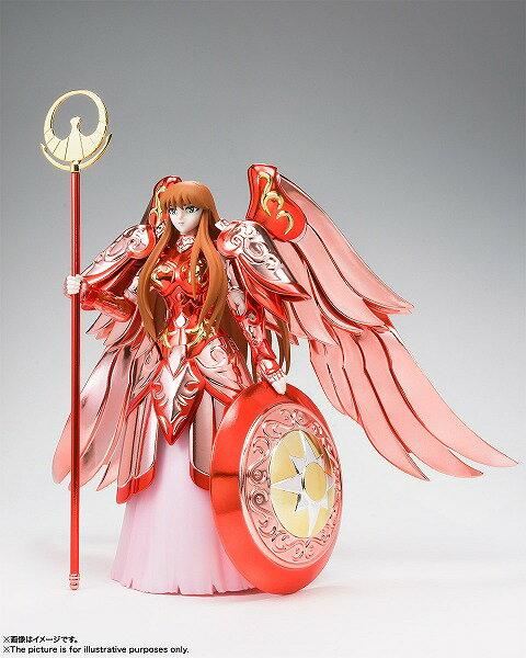 【10月予約】 聖闘士聖衣神話 女神アテナ 15th Anniversary Ver.  塗装済み完成品〔バンダイ〕(180607予約開始)