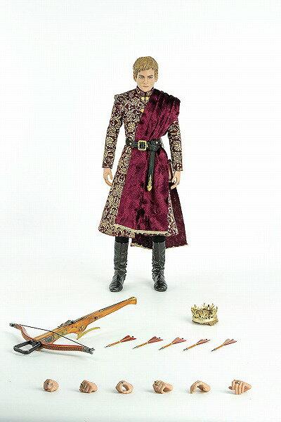 【代引不可】【11月予約】 『Game of Thrones (ゲーム・オブ・スローンズ)』KING JOFFREY BARATHEON (キング・ジョフリー・バラシオン) 1/6塗装済み完成品〔スリーゼロ〕(190518予約開始)