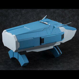 Realistic Model Series 1: 144 scale HGUC series for Mobile Suit Gundam 00 (double o) Ptolemy container