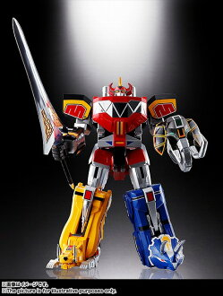 Soul of chogokin soul GX-72 great beast God