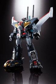 超合金魂 GX-13R 超獣機神ダンクーガ(リニューアルバージョン) 塗装済み完成品〔BANDAI SPIRITS〕(200703予約開始)