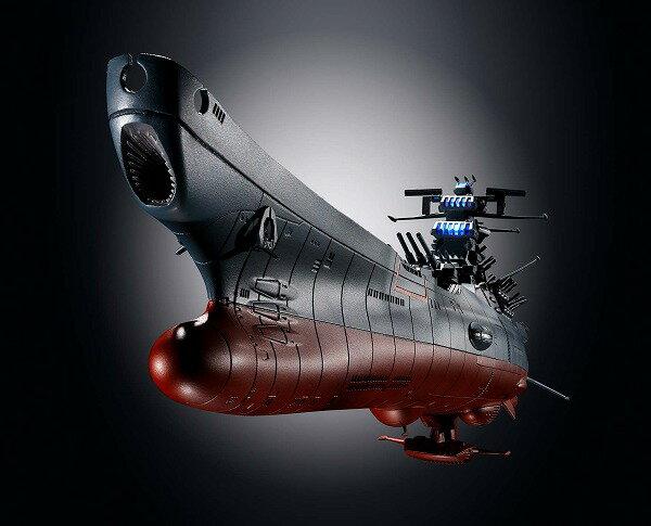 【2019年3月予約】 超合金魂 GX-86 宇宙戦艦ヤマト2202 塗装済み完成品〔バンダイ〕(181001予約開始)