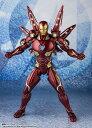【10月再入荷予定】S.H.Figuarts アイアンマン マーク50 ナノウェポンセット2(アベンジャーズ/エンドゲーム) 塗装…