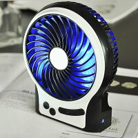 Yescom扇風機静音小型大容量長時間クーリングファン3段階変速卓上扇風機ブラック