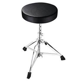 Yescom ドラムスローン 3脚 ドラムイス スローン ドラムスツール ドラム椅子 高さ調節便利 キッズ ジュニア用 ダブルレッグ仕様
