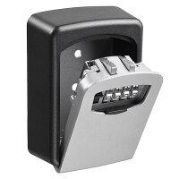 Yescom固定型キー暗証番号ボックス4桁可変ダイヤル合鍵を入れておけば忘れた際も解錠事務所工場共有合鍵オフィスカギ管理
