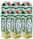 味豊 こい口醤油 1.8L ×6本セット