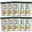 化学調味料無添加だし取り職人野菜だし(11g×8袋)×10袋セット.