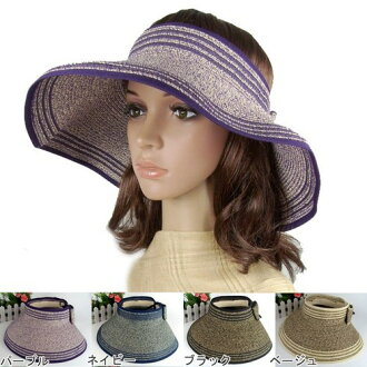 yizumi  UV protection ☆ with Ribbon hat 9c79a828024