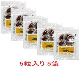 ミラクルフルーツ (5粒入り×5袋)