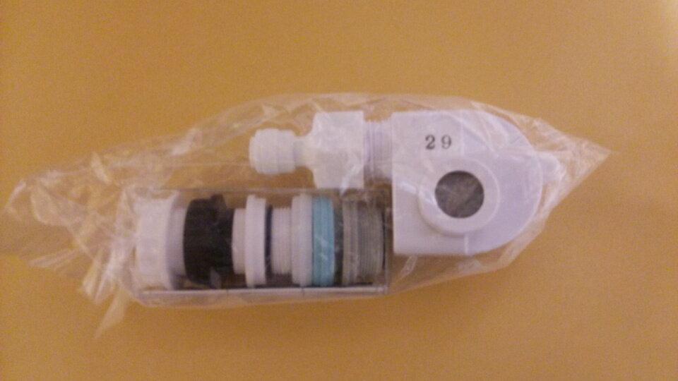 逆浸透膜浄水器 NEOS(ネオス)P−07CL用マルチコック【通販】 【RCP】浄水くんα( 1/4チューブ)で使用可能【HLS_DU】