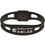 ABILES(アビリス) PLUS ブレスレット/アンクレット 丸山式コイル ブラックアイ搭載【電磁波対策】アビリスプラス
