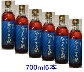 きび酢 700ml 6本セット 奄美きび酢【きび酢 かけろま】かけろまきび酢配合!