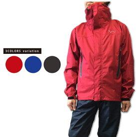 雨に勝つレインウェアEDWINベリオス レインジャケット EW-600防水ジャケットとしてだけでなく、ウインドブレーカーとしても幅広く活用できる軽量レインジャケット。