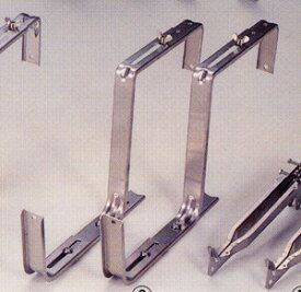 ステンレスプランターハンガー ワイド型 No.105 2個1組です(NO.105)