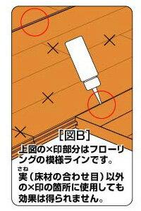 【レビューを書いて送料無料!】フローリングの床鳴り・キシミに床鳴りピタット100mlRKP-43