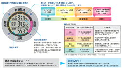 【レビューを書いて送料無料!】タニタ温度計黒球式熱中症指数計熱中アラームTT-560