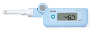 Check daily glucose becomes a bother! Tanita portable digital urine glucose meter body set UG-201-H