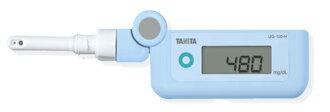 혈당 값이 걱정 되 면 매일 체크! 타 니 타 휴대용 디지털 뇨 당 측정기 본체 세트 UG-201-H
