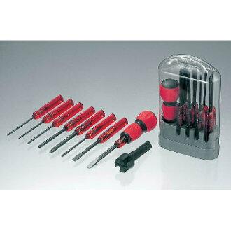ANEX electric grip 8 set screwdriver set 6950