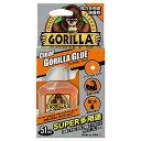 【ゴリラ】グルー クリア 超強力多用途接着剤 51ml(KURE-E-1770)【The Gorilla Glue Company/KURE】超強力&SUPER…