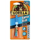 【ゴリラ】スーパーグルー 強力瞬間接着剤 3g(KURE-E-1771)【The Gorilla Glue Company/KURE】※ネコポス配送衝撃…