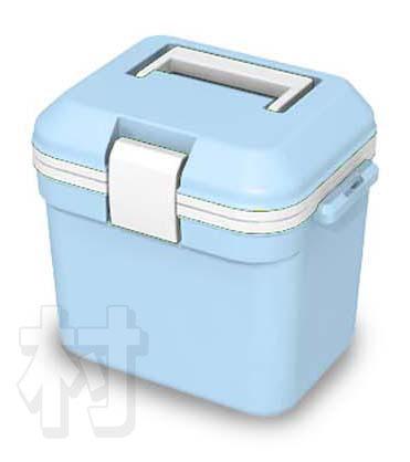 クーラーボックス アイセル 7リットル(4945296013234)〜350ml缶なら9本、500mlペットボトルなら6本収納可能!〜 IJSSEL-10