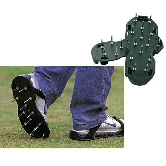 Well to grass! When the turf to drill a hole in the grass and walking shoes easily attached garden spike become better breathable than, encourages growth when he use anytime! Is easier than loans spike!