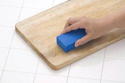 【頑張って送料無料!】しつこいまな板の汚れ落としに!まな板削り2個組30163プラスチックでも木でもOK!水をつけてこするだけ!ネコポスのため代引・日時指定不可