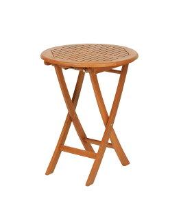 高級木材 イエローバラウ材使用ガーデンステディテーブル ラウンド 55cm T-4メーカー直送の為代引き不可です【頑張って送料無料!】
