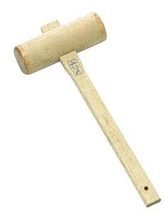 芯なし木槌 頭(36×110mm)×柄300mm (16115)