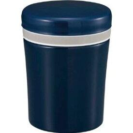 キャプテンスタッグアルト フードポット310(ネイビー) UE-3220食べやすい内ビン形状!スープにおすすめ