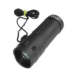 Scope black X-8 for the spot