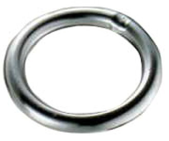 Round rings 5 x 75 mm for the sling to recommend! Peace of mind made in Japan! PL insurance