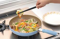 【レビューを書いて送料無料!】cho-monoはしトング30cm菜箸とトングのいいとこ取り定形外郵便のため代引・日時指定不可