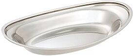 【頑張って送料無料!】イケダ カレー皿 12- 1/2インチ 丸大 W315×D178×H35[NKL08001]<燕市製|IKDイケダ>汚れが落ちにくいカレーもステンレスだから落としやすい!カレーを食べるならカレー皿!