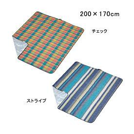 BUNDOK ピクニックシート200×170cm BD-507