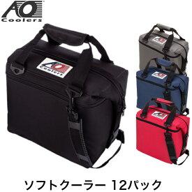 AO Coolers エーオー クーラーズ クーラーバッグ 12パック ソフトクーラー ソフトクーラーバッグ 保冷バッグ 11L