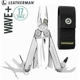 LEATHERMAN WAVE PLUS レザーマン ウェーブプラス マルチツール ナイロンケース付属 直輸入品