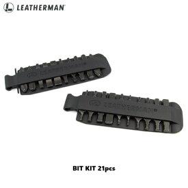 Leatherman レザーマン BIT KIT ビットキット アクセサリー 部品 パーツ 六角 ドライバー