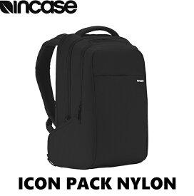 Incase Icon Pack Nylon Black インケース アイコン パック ナイロン バックパック リュック ブラック CL55532 直輸入品