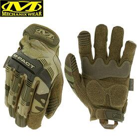 メカニクス グローブ M-pact タクティカルグローブ MULTICAM サバイバル バイク 作業用 手袋 軍手 マルチカム Mechanix Wear tactical Glove メカニクスウェア 迷彩