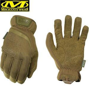 メカニクス グローブ FastFit Gloves Mechanix Wear ファストフィットグローブ 軍手 手袋 サバイバル バイク 作業用 手袋 軍手 整備 COYOTE コヨーテ タン タクティカル