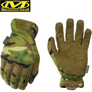 メカニクス グローブ マルチカム FastFit Gloves Mechanix Wear ファストフィットグローブ 軍手 手袋 サバイバル バイク 作業用 手袋 軍手 整備 カモ 迷彩 タクティカル