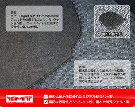 新型セレナC27ラバー製ラゲッジマット(トランクマット)YMT