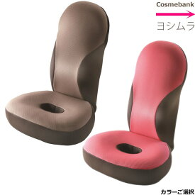 勝野式 美姿勢習慣 ラズベリー ココア 2色からご選択|座椅子【骨盤矯正 クッション|姿勢 クッション|骨盤 クッション|クッション 骨盤矯正|背筋矯正|姿勢矯正|勝野式|下半身 ダイエット|腰痛|座いす|メイダイ】39ショップ送料適用外